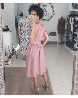 Vestido Linho