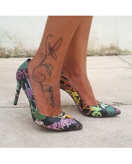 Stiletto Grafite