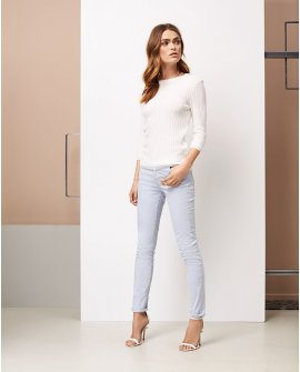 Calça Skiny Pale Grey