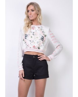 Camisola Cropped