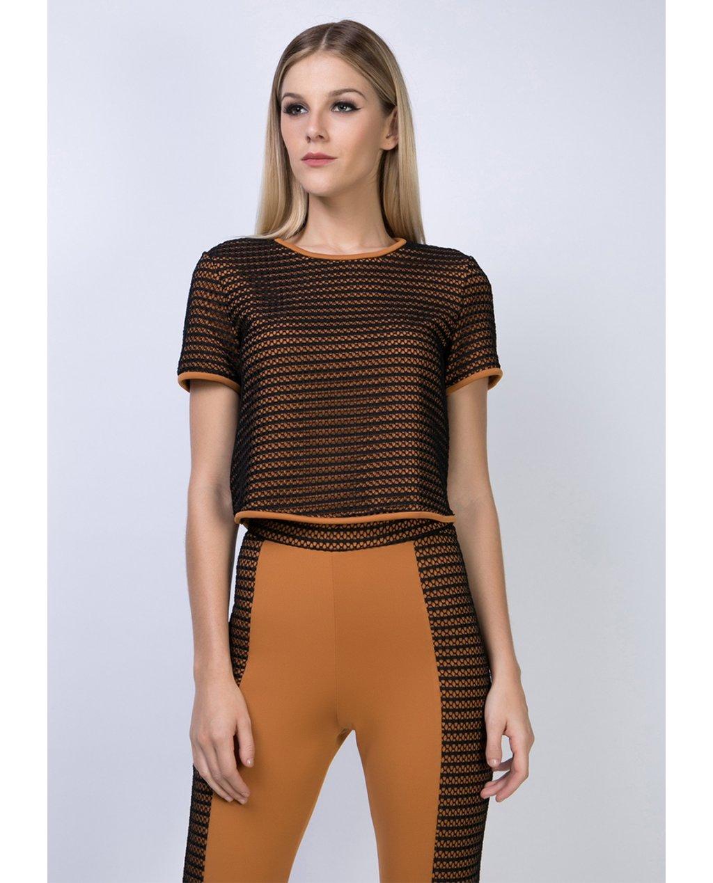 T-Shirt  Estruturada