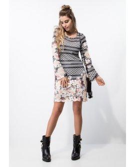 Vestido sublimado